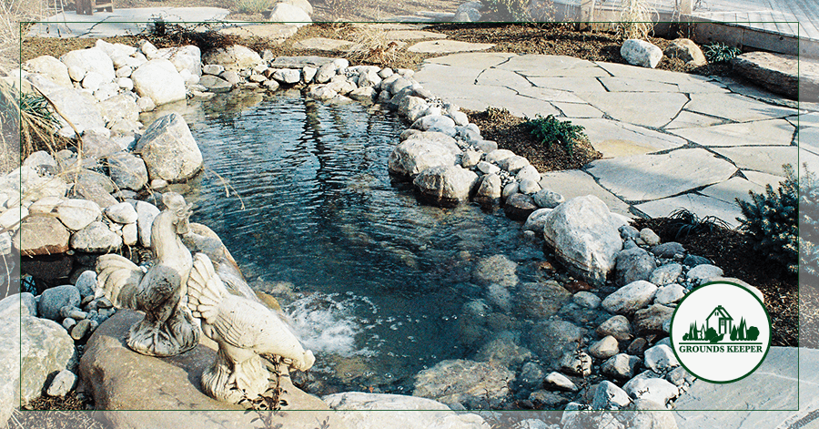 Caring For Ponds, Waterfalls And Fountains During Winter