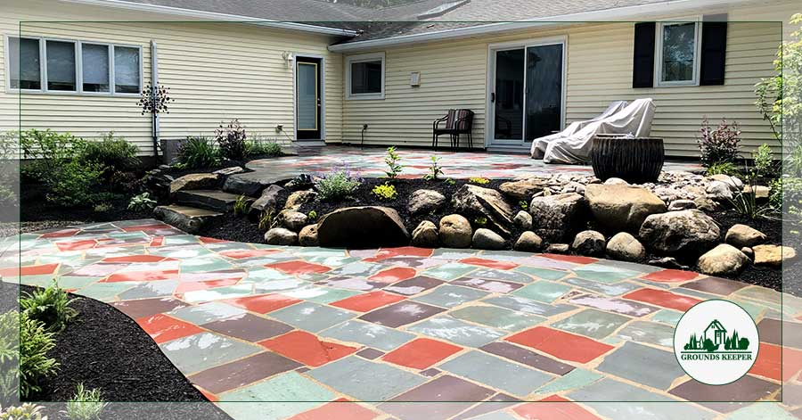 4 Brilliant Ways To Use Natural Stone In Your Landscape